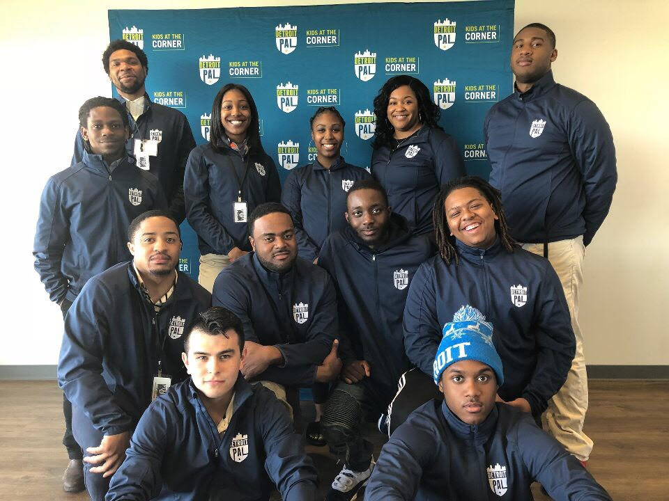 Workforce Staff 2018 Detroit Pal Building Character In Young People